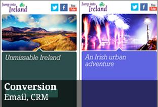 Conversion campaign